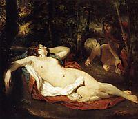 Cimon and Iphigenia, c.1780, reynolds