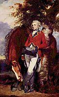 Colonel George K. H. Coussmaker, Grenadier Guards, 1782, reynolds