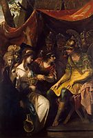 Continence of Scipio, 1789, reynolds