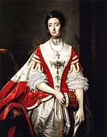 The Countess of Dartmouth, reynolds