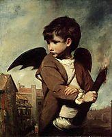 Cupid as a Link Boy, c.1773, reynolds