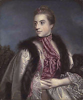 Elizabeth Drax, Countess of Berkeley, reynolds