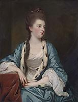 Elizabeth Kerr, Marchioness of Lothian , c.1769, reynolds