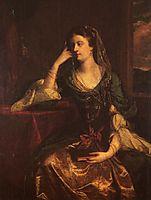 Emily, Duchess of Leinster, 1753, reynolds