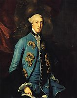 Francis Hastings, Earl of Huntingdon, 1754, reynolds