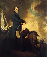 Frederick, Count of Schaumburg Lippe, 1767, reynolds