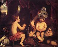 The Infant Academy, 1782, reynolds