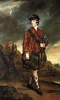 John Murray, 4th Earl of Dunmore, 1765, reynolds