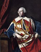John Russel, 4th Duke of Bedford, 1762, reynolds