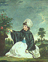 Lady Caroline Howard, 1778, reynolds
