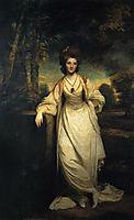 Lady Elizabeth Compton, 1781, reynolds