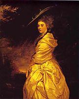 Lady Henrietta Herbert, c.1777, reynolds