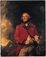 Lord Heathfield, Governor of Gibraltar, 1787, reynolds