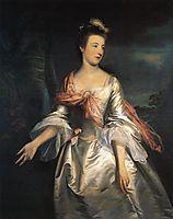 Lucy, Lady Strange, 1755, reynolds