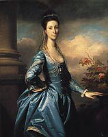 Miss Elizabeth Ingram, 1757, reynolds