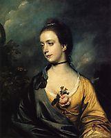 Miss Isabella Thorold, 1759, reynolds