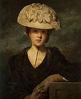 Miss Mary Hickey, 1770, reynolds