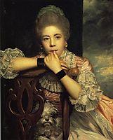 Mrs. Abington, 1771, reynolds