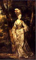 Mrs. Elizabeth Carnac, c.1778, reynolds