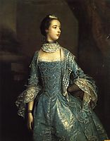 Mrs. Francis Beckford, 1756, reynolds