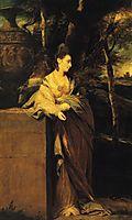 Mrs. John Parker, 1772, reynolds