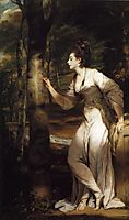 Mrs. Richard Bennett Lloyd, 1776, reynolds