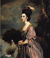 Mrs. Richard Crofts, 1775, reynolds