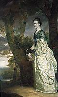 Mrs. Thomas Riddell, 1763, reynolds