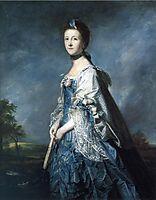 Mrs. Turnour, 1757, reynolds