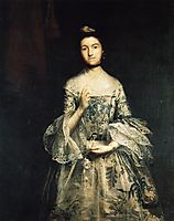 Mrs. William Molesworth, 1755, reynolds