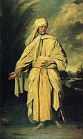 Omai (Omiah), 1776, reynolds
