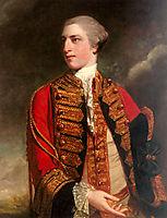 Portrait of Charles Fitzroy, 1st Baron Southampton, reynolds