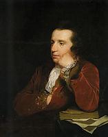 Portrait of George Colman, the Elder, reynolds