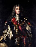 Portrait of Lionel Sackville, 1st Duke of Dorset, reynolds