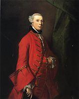 Portrait of Robert Shafto, called -Bonnie Bobbie Shafto-, 1756, reynolds