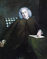 Samuel Johnson, 1757, reynolds