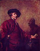 Self-Portrait, c.1773, reynolds