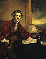 Sir Joseph Banks, 1772, reynolds