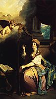 St. Cecillia, 1775, reynolds