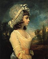 Theresa Parker, 1787, reynolds
