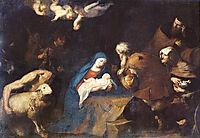 Adoration of the Shepherds, 1640, ribera