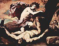 Apollo and Marsyas, 1637, ribera