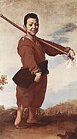 The Clubfooted boy, 1642, ribera