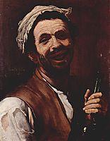 The drinker, 1637, ribera