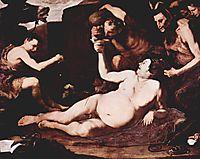 Drunken Silenus, 1626, ribera