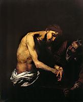 Flagellation of Christ, ribera