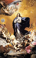 Immaculate Conception, 1635, ribera