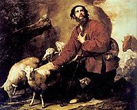 Jacob with the Flock of Laban, ribera
