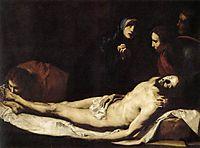 The Lamentation, 1633, ribera