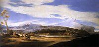 Landscape with Shepherds, 1639, ribera